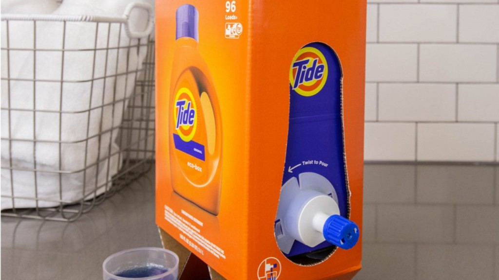 Tide and TerraCycle launch Eco-Box Recycling Program