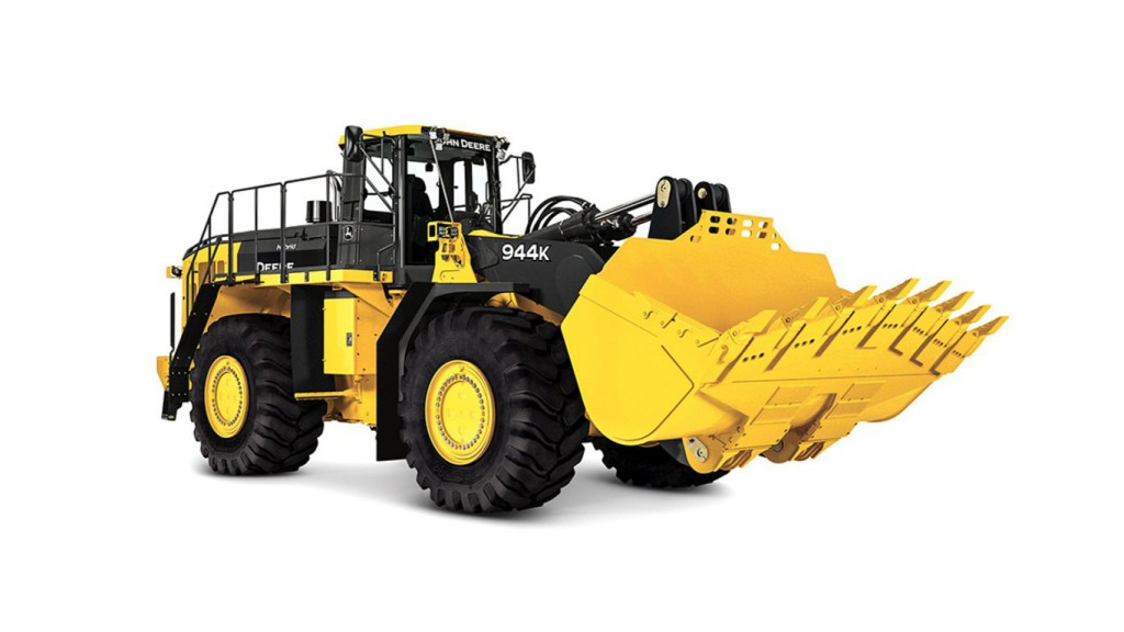 John Deere was among the first to introduce electric drive technology in off-highway equipment, as it produced the 644K hybrid loader in 2013 and the 944K hybrid loader in 2015.