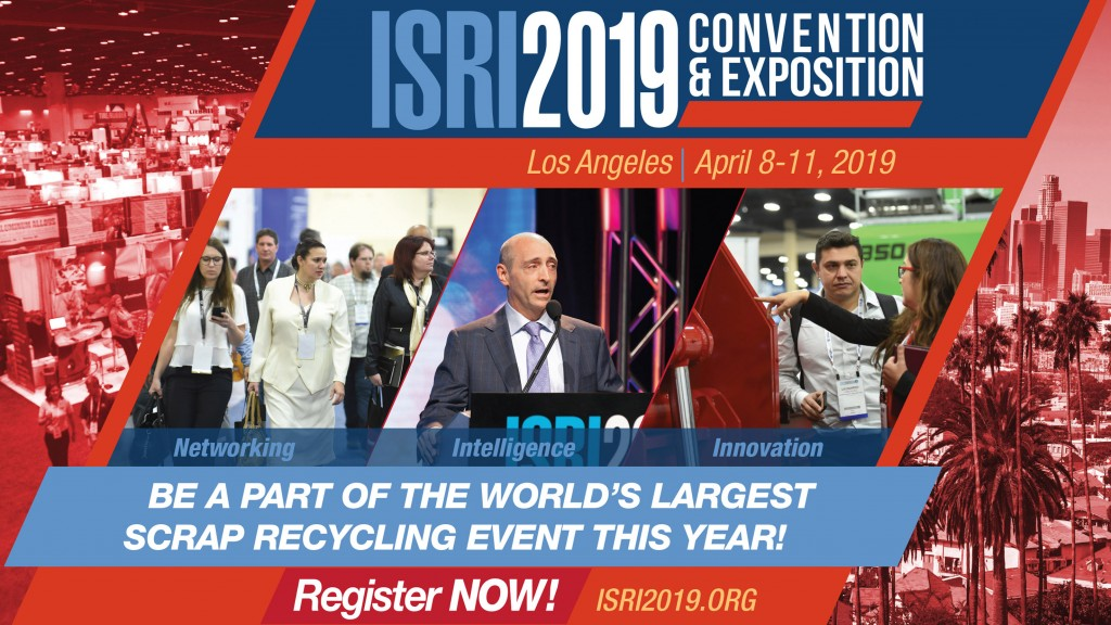 ​ISRI announces 2019 Advocacy Agenda following significant achievements in 2018