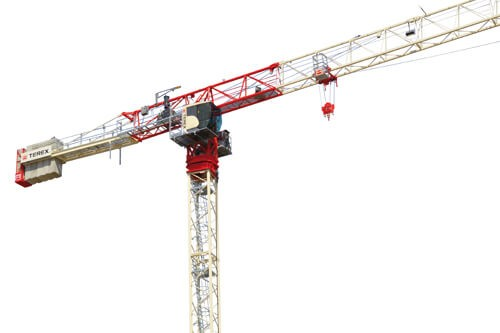 Terex Corporation - CTT 202-10 Tower Cranes