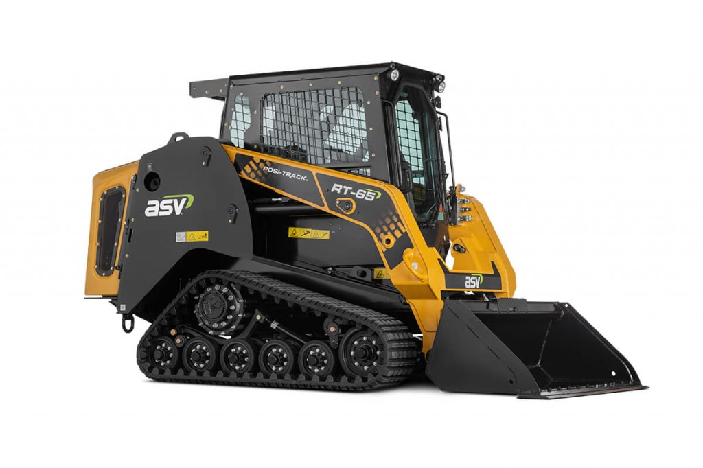 ASV Holdings Inc. - RT-65 Compact Track Loaders