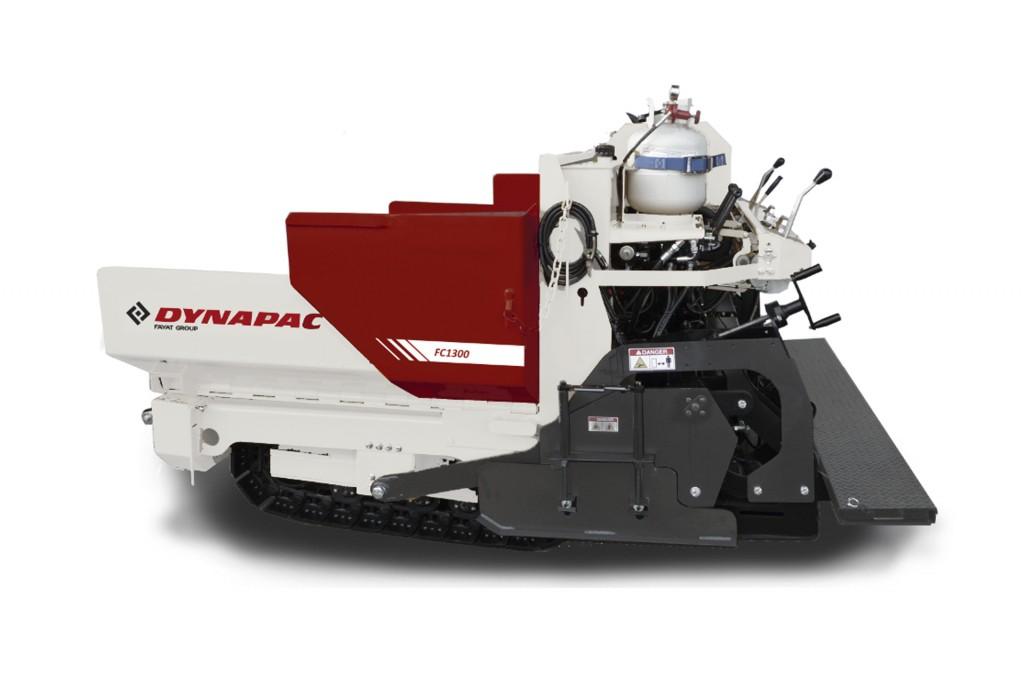 Dynapac North America LLC. - FC1300C II Asphalt Pavers