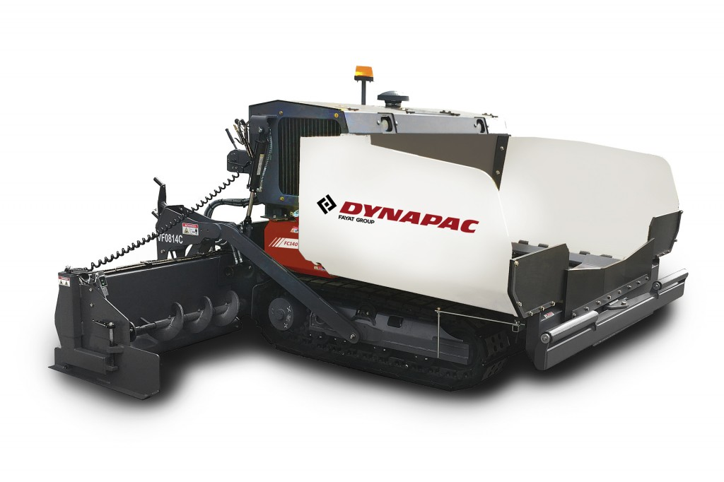 Dynapac North America LLC. - FC1400C II Asphalt Pavers