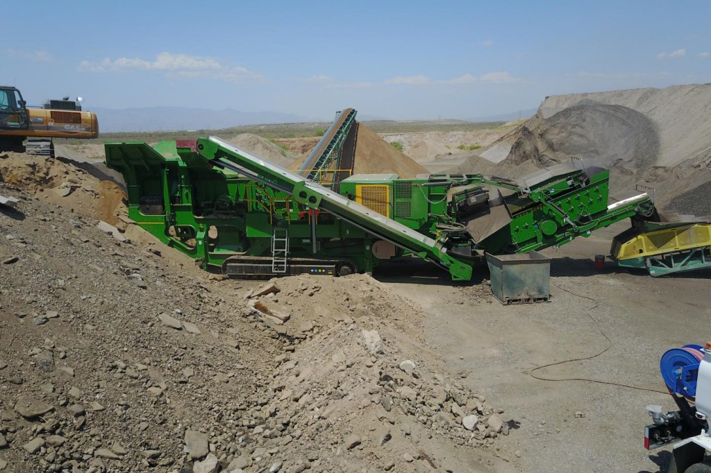 McCloskey International - I54R V3 Crushing Plants