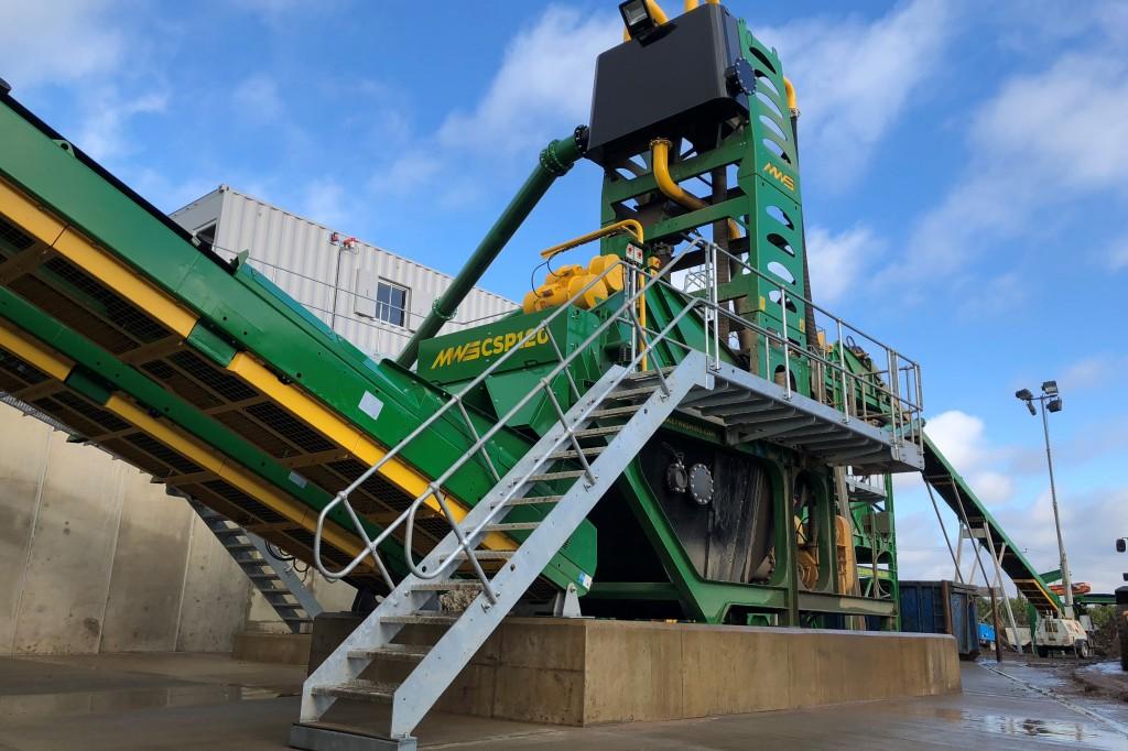 McCloskey Washing Systems - CSP120 Sand & Aggregates Washing plants