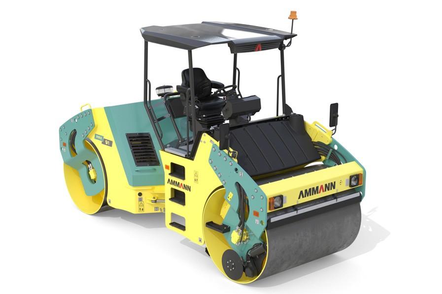 Ammann - ARX 91 TIER 3 Tandem Asphalt Rollers