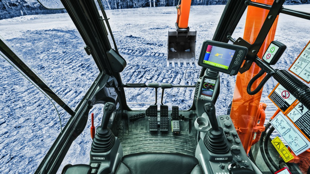 """""""With the new Grade Guidance option, our customers can dig confidently and enhance their efficiency. Instead of spending time on the guesswork that goes into achieving the right grade, Grade Guidance monitors it in real time, so our customers can get the job done quickly."""""""