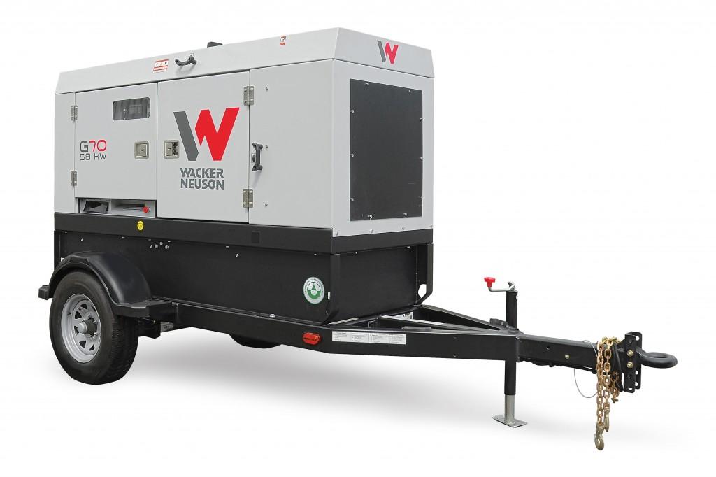 Wacker Neuson USA - G70 Generators