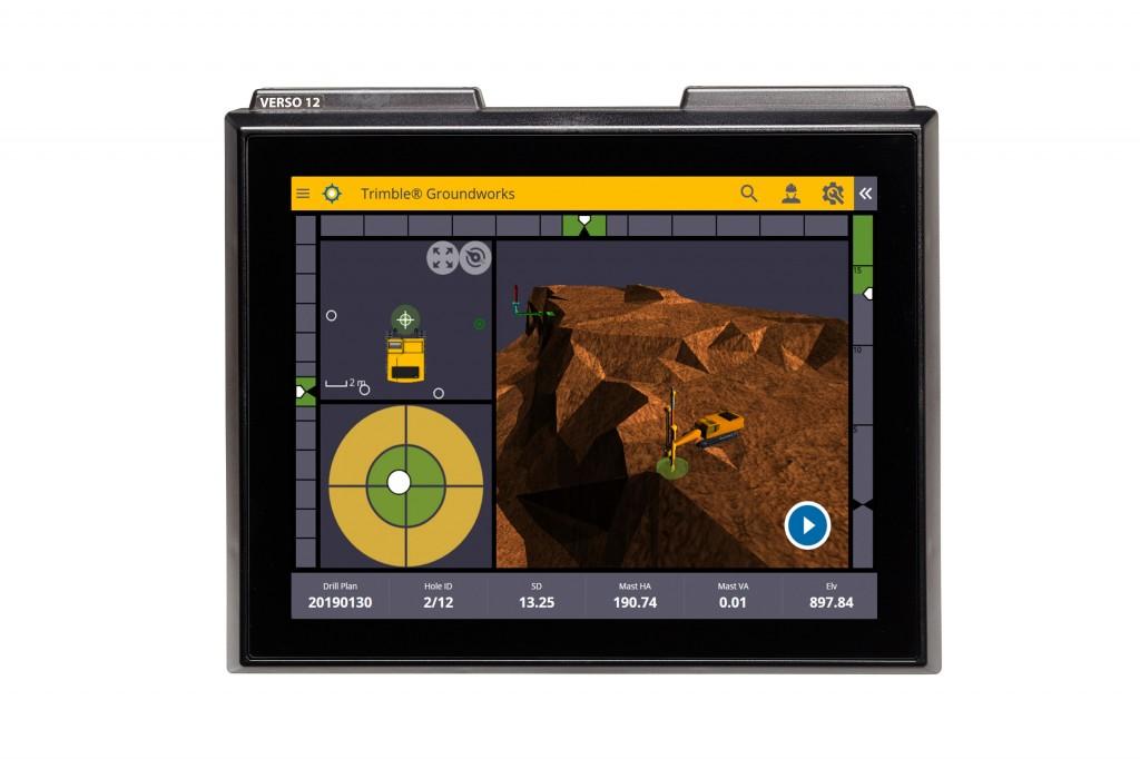 Trimble - Trimble® Groundworks Machine Control