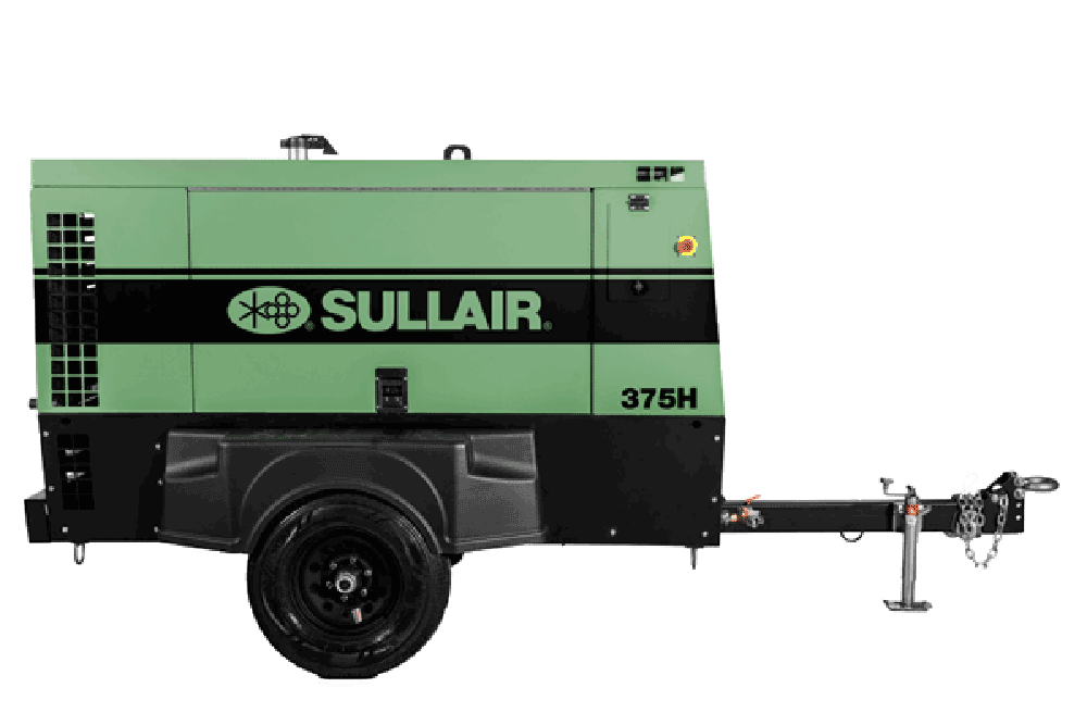 Sullair - 375H Compressors