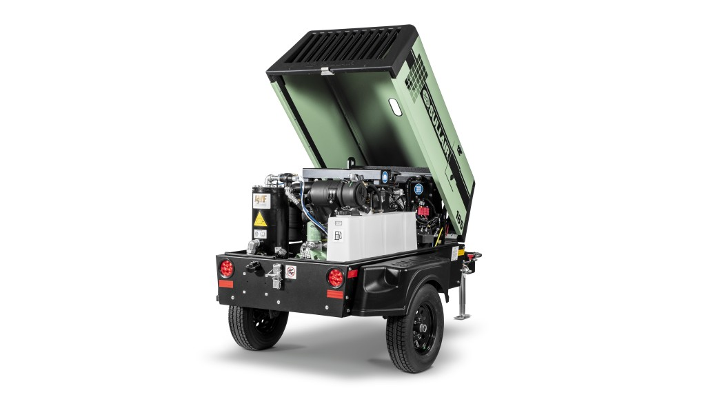 With 185 cfm at 100 psig, the 185 CAT features the same durability, simple serviceability and maneuverability customers have come to expect from Sullair.