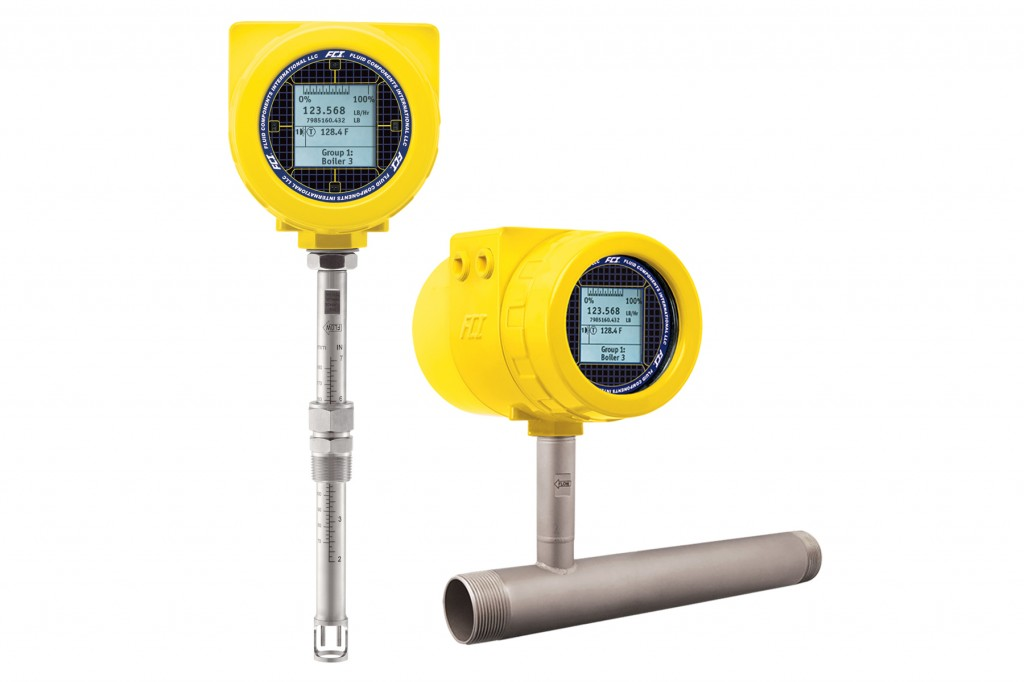 When operating in AST mode, the new ST80 Flow Meters measure in CT during start-up and through the lower flow ranges, and will then seamlessly shift into CP mode at mid-range and higher flow rates.