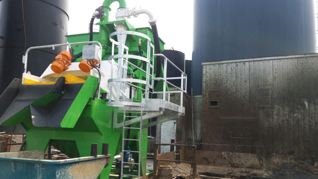 CDEnviro system enabling Da-Lee Environmental Services to reduce disposal and transport costs