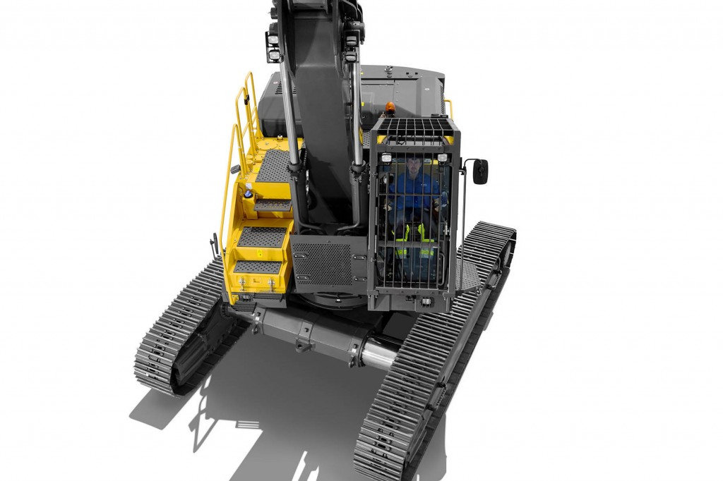Volvo Construction Equipment - EC750EHR Demolition Excavators