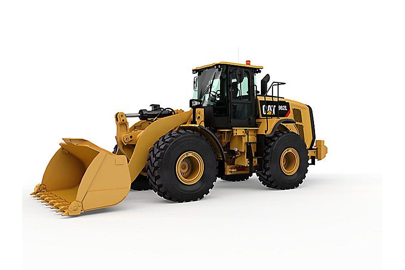 Caterpillar Inc. - 962L Wheel Loaders