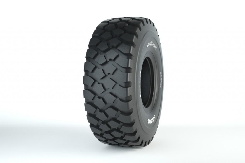 Maxam Tire North America Inc. - MS302 E3/L3 Tires
