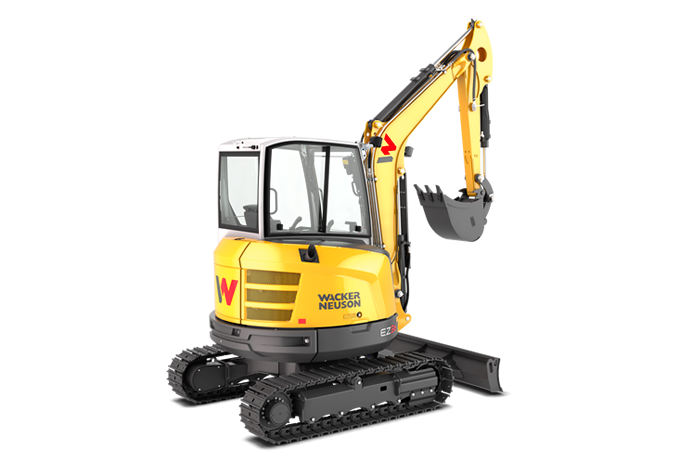 Wacker Neuson USA - EZ36 Compact Excavators