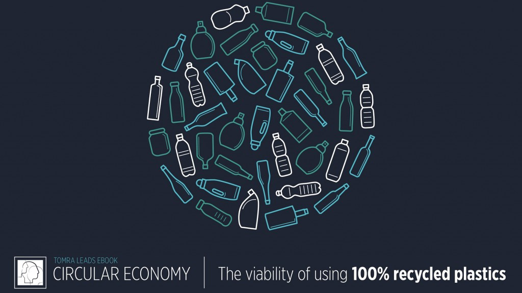 Downloadable document shows that it is technically possible and economically beneficial to produce goods from 100% recycled plastic.