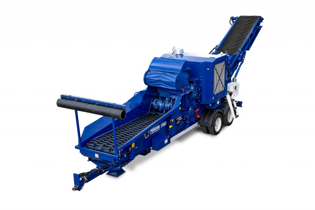 Peterson Pacific Corp - 1700D Horizontal Grinders
