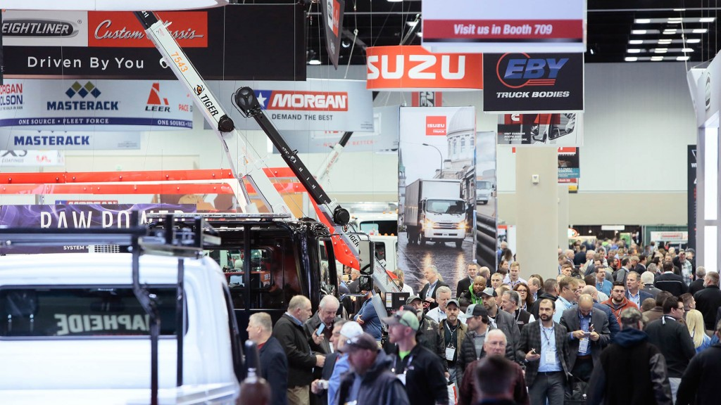Work Truck Week 2019 took place March 5-8. North America's largest work truck event returns to the Indiana Convention Center for its 20th anniversary March 3-6, 2020.
