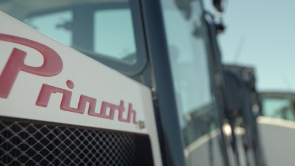 PRINOTH - Heavy Equipment Guide