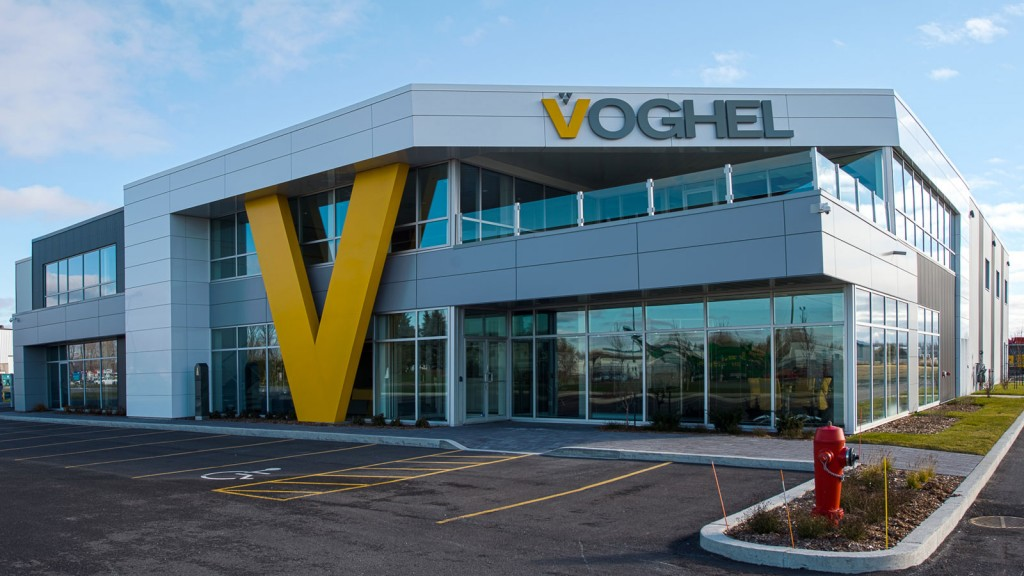 """Voghel is a great fit for the Cedarapids brand due to their experienced sales force and quality of their service, from purchase right through to after the sale."""