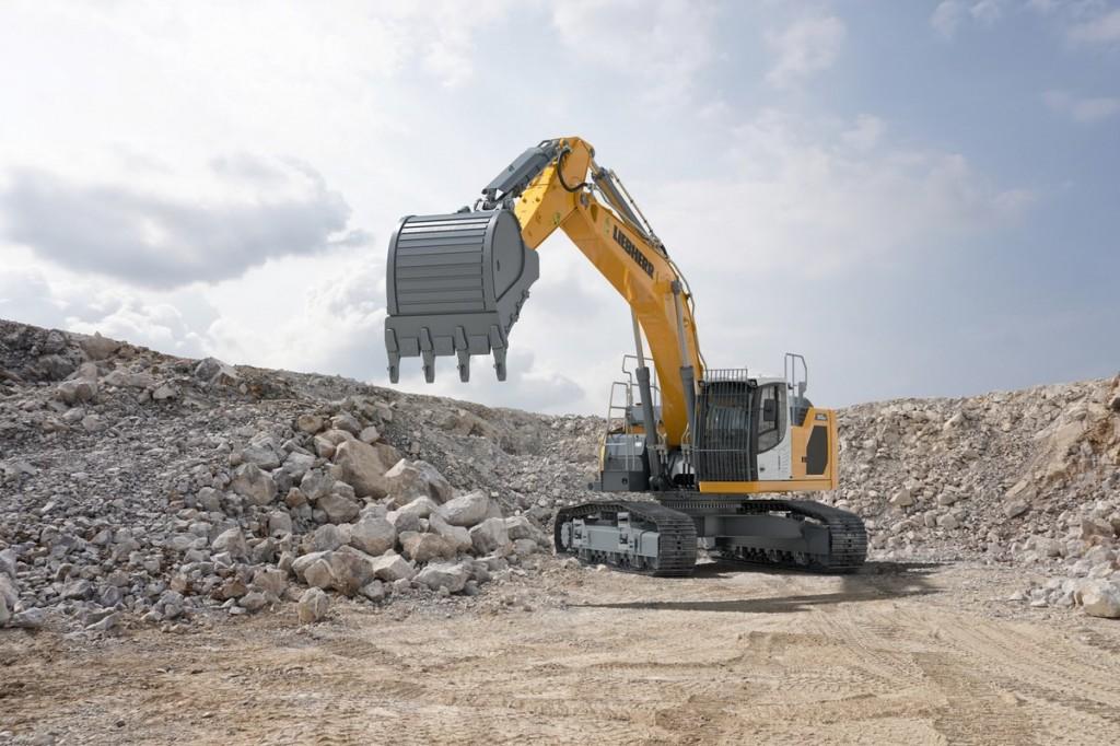 Liebherr Canada - R 945 Litronic Excavators