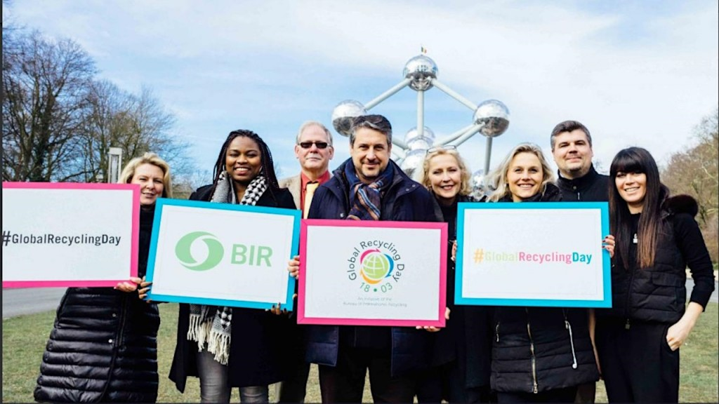 Global Recycling Day events planned across the globe from Nigeria to South Korea, Brazil to the UK