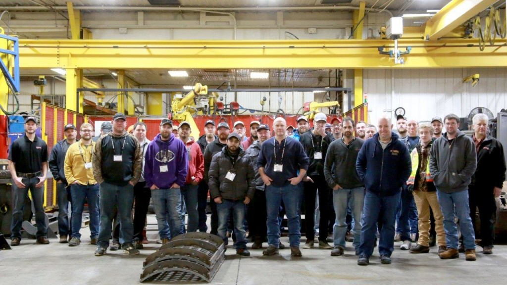 Rotochopper University attracts machine owners from across North America