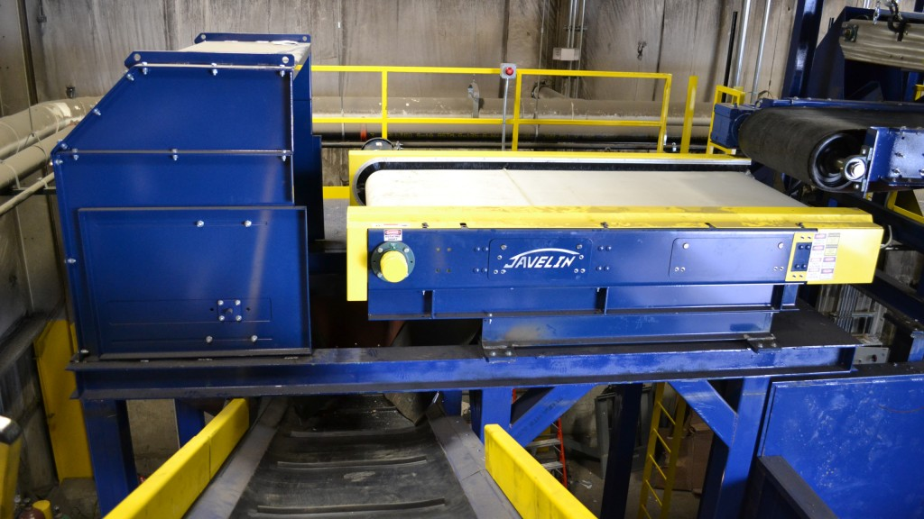 Keeping your Eddy Current Separator up and running