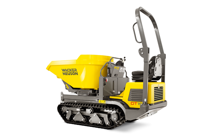 Wacker Neuson USA - DT15 Dumpers