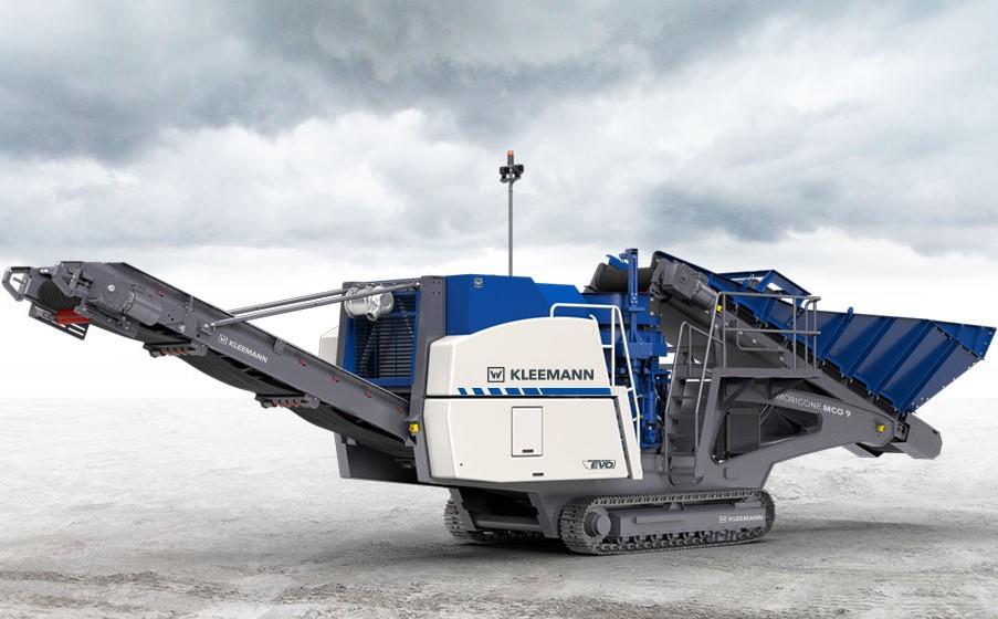 Kleemann - MCO 9 S EVO Track Mounted Cone Crushers