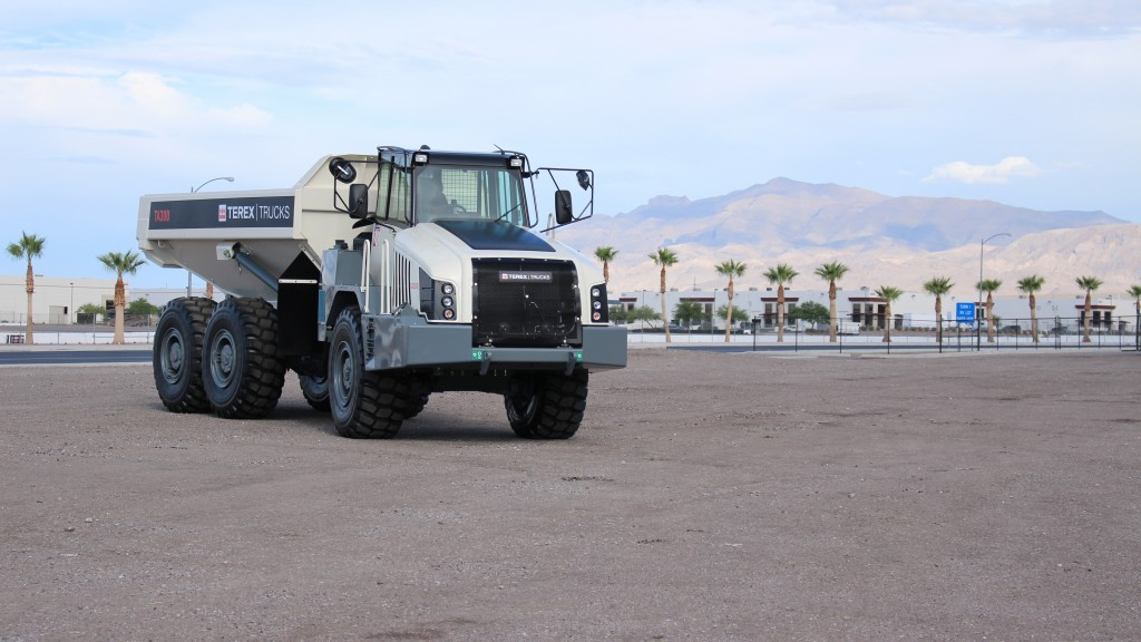 Given the rising demand for robust construction equipment, Terex Trucks has decided to focus more attention on the North American market.