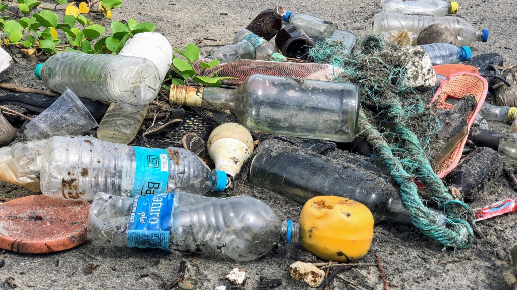 Commentary: The circular economy - reducing ocean plastics at the source