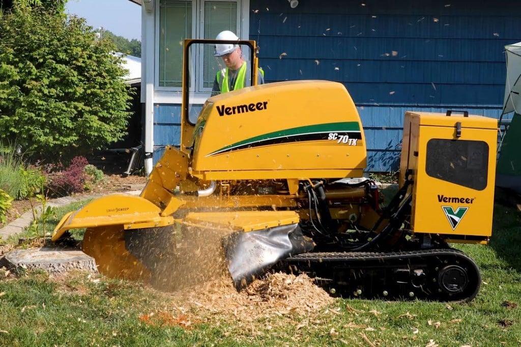 Vermeer - SC70TX Stump Grinders