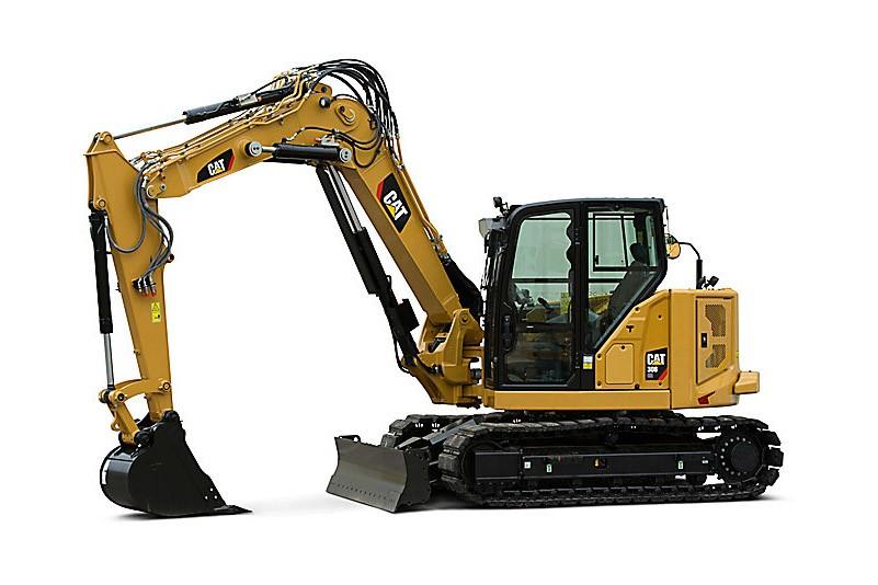 Caterpillar Inc. - 308 CR VAB Mini Excavators