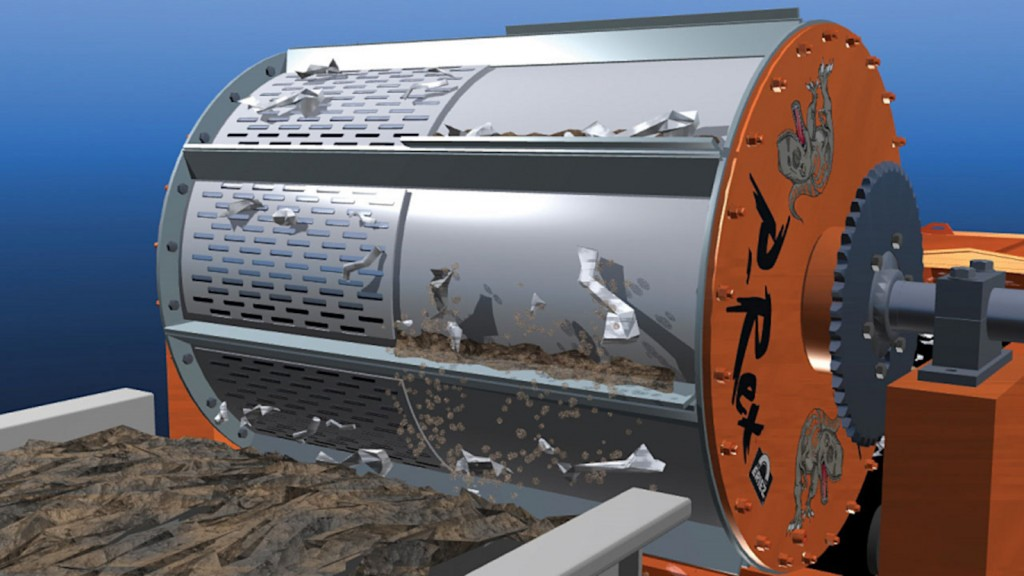 New P-Rex84 Scrap Drum among multiple Eriez innovations on display at ISRI2019