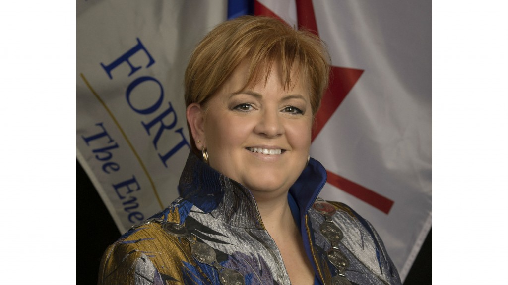 Fort St. John Mayor Lori Ackerman.