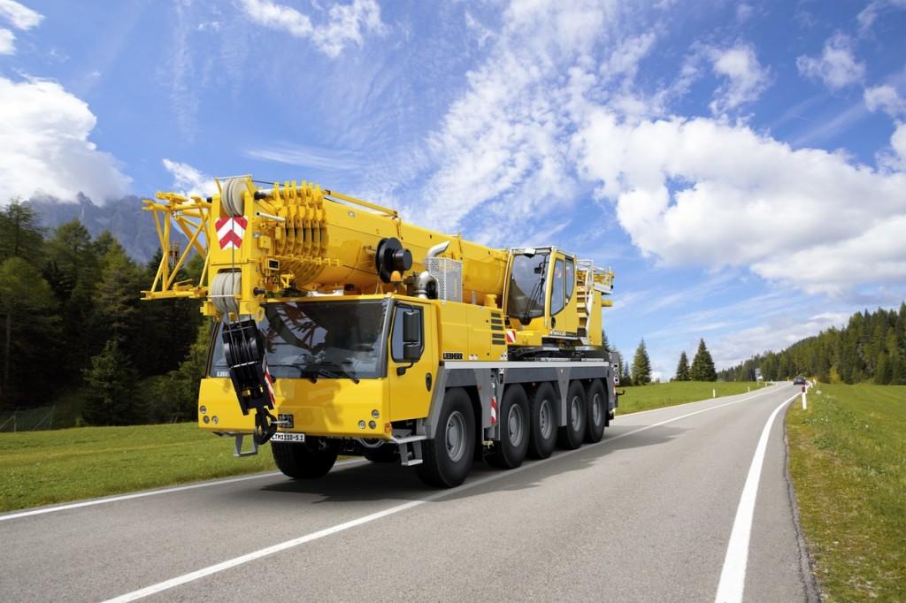 Liebherr Canada - LTM 1110-5.1 Mobile Cranes