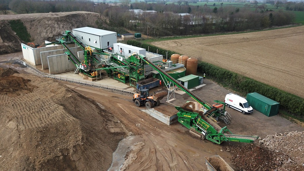 Multiple washing spreads impress at McCloskey customer open day event