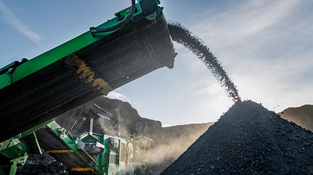 Power to crush: Volvo Penta is providing power and performance to  McCloskey International