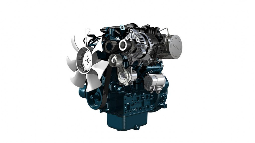 """""""We believe in providing a proven power source solution for our customer needs and that there will not be just one power source in the future,"""" said Daniel Grant, Marketing Manager of Kubota Business Unit Engine Europe."""