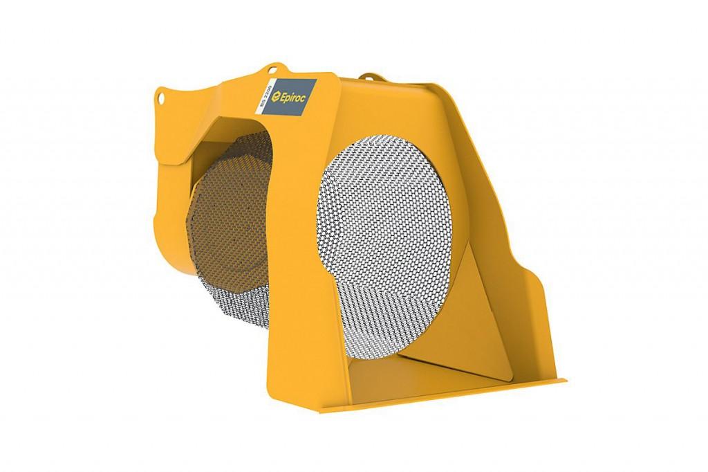 Epiroc Canada - BS 1600 & BS 2200 Screening Buckets