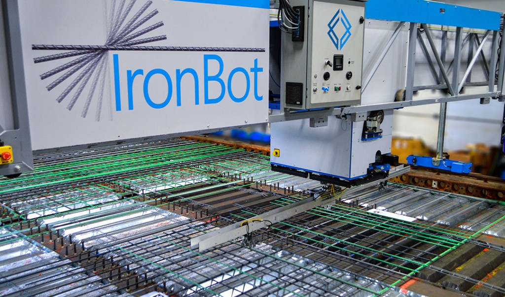 ACR intends to move IronBot to a commercialization phase in 2020