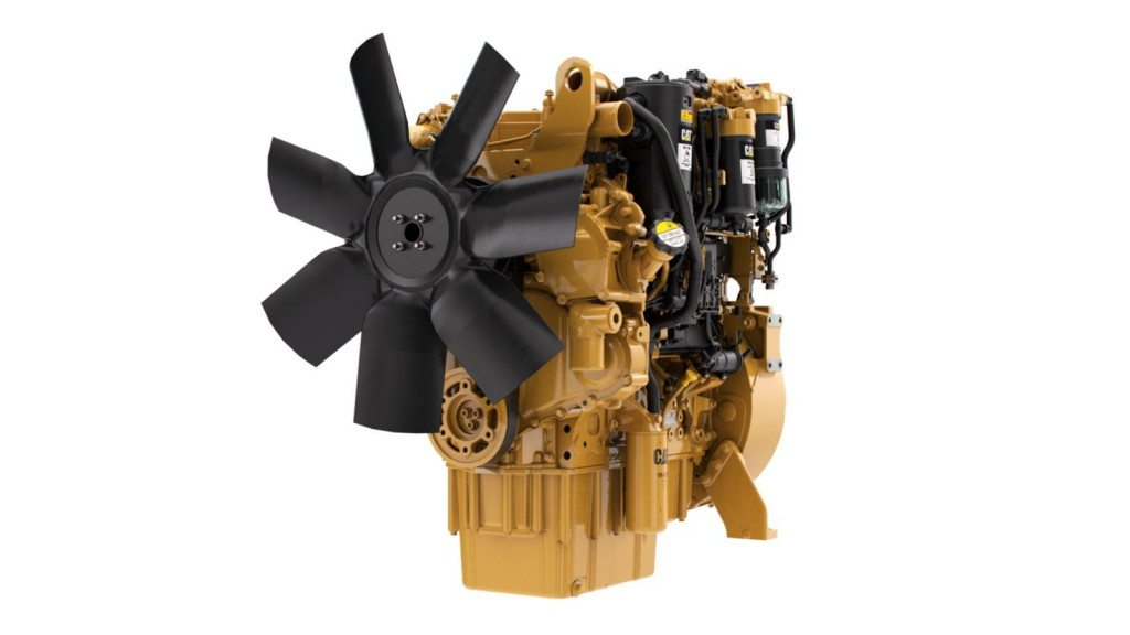 Proven and ready - Caterpillar's comprehensive EU stage V engine range on show at bauma Munich 2019