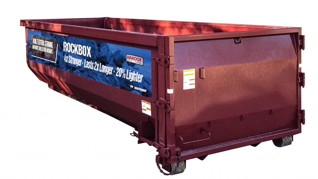 Wastequip to debut Ultra Heavy-Duty RockBox roll-off container line at WasteExpo