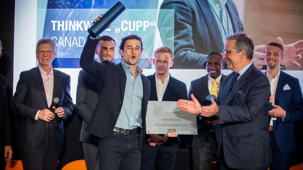 Canadian Tech-company Thinkwire Inc. wins Austrian Josef Umdasch Research Prize for its AI-Powered Knowledge Management System.