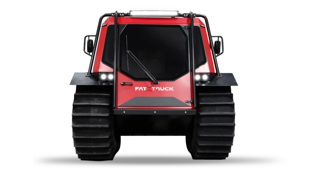 FAT TRUCK industrial off road utility amphibious vehicle 2019
