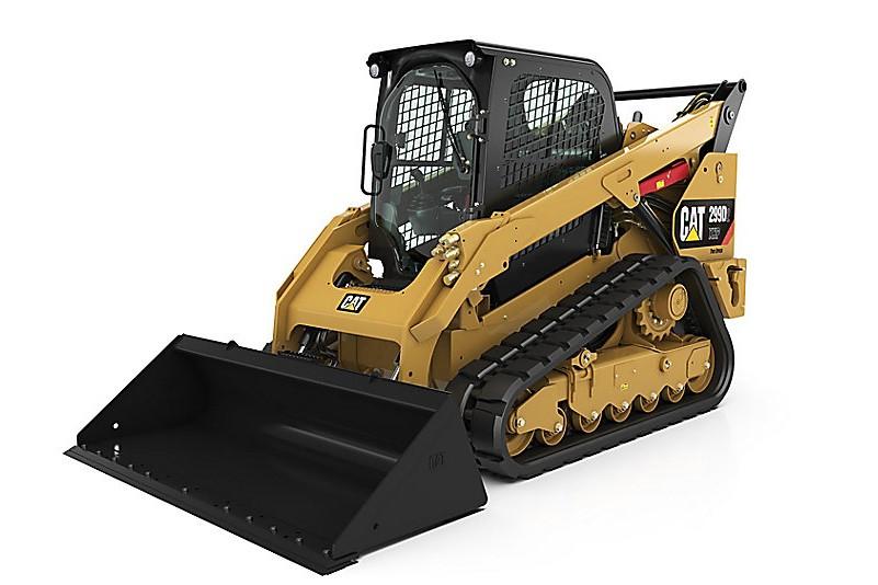 Caterpillar Inc. - 299D2 XHP Compact Track Loaders