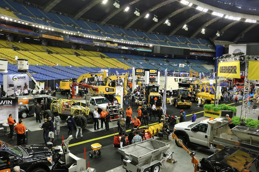 With major industry OEMs and dealers, and tons of big iron, Expo Grands Travaux is now planning for its all-new 2020 edition coming to Espace Saint-Hyacinthe, Quebec, May 1 & 2, 2020.